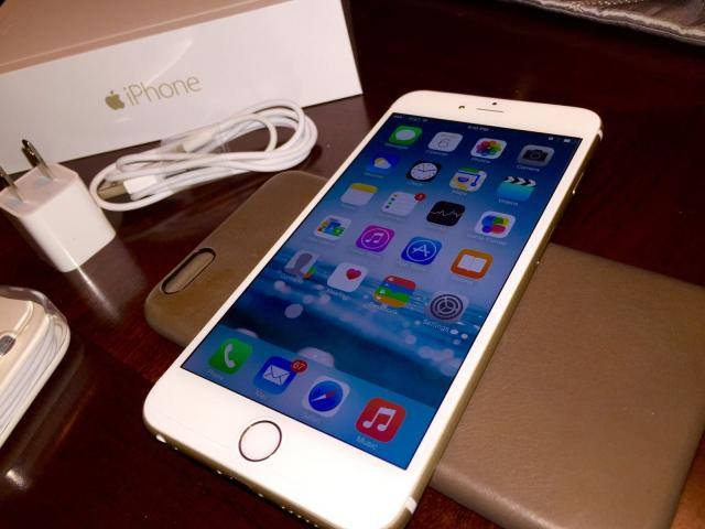 Apple Iphone 6 plus 128GB + Warranty