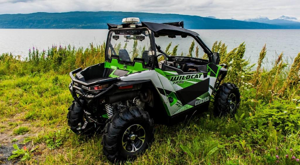 2015 Arctic-Cat Wildcat 700XT Trail 4X4