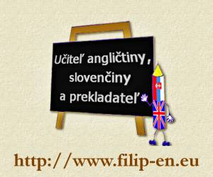 English and Slovak lessons
